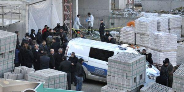 Ankara'da 17'nci kattan düşen inşaat işçisi yaşamını yitirdi