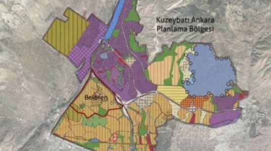 Ankara'daki Bir İmar Planı Daha İptal Edildi