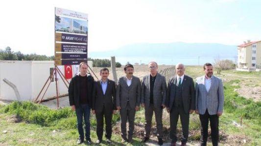 Burdur Devlet Hastanesi inşaatı başlıyor