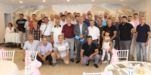 Esnaf'tan Kooperatif Yönetime Tam Destek