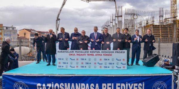 Fuzul Grup Geleceğin Türkiye'sini İnşa Ediyor