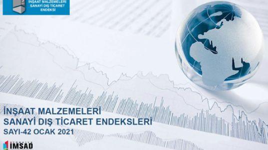 İMSAD Ocak Ayı Dış Ticaret Endeksi'ni Açıkladı