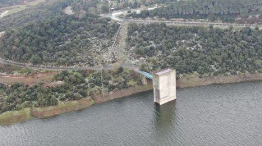 İstanbul Barajlarındaki Doluluk Yüzde 70'e Ulaştı
