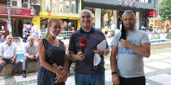 İstanbul Times Tv Özel YouTube Kanalı Sokak Röportajlarına Tüm Hızıyla Devam Ediyor…