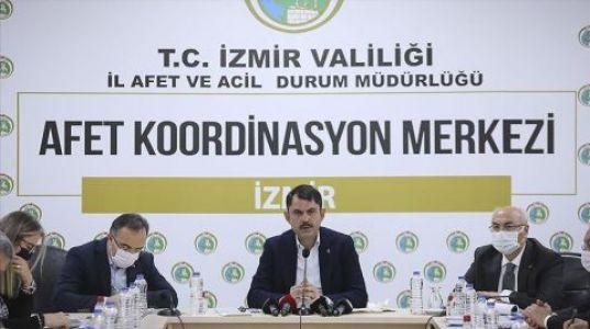 İzmir'de Konutlar 1 Yıl İçinde Teslim Edilecek