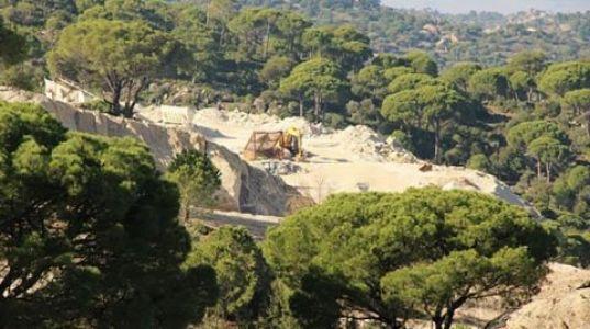 Latmos Dağı'ndaki Maden Ocağının Yürütmesi Durduruldu