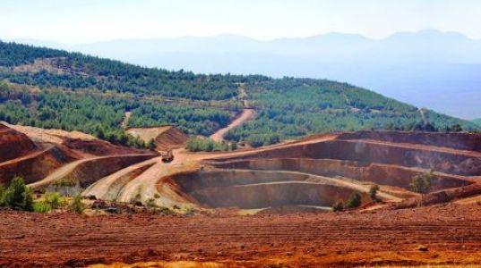 Maden Sahası Bölgenin Adını da Değiştirdi