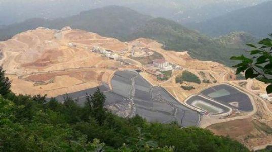 Ordu'da Ormanların 3'te 1'i Maden Sahası Oluyor
