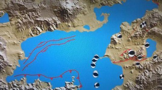 Prof. Dr. Naci Görür Manisa ve Van Depremlerini Yorumladı