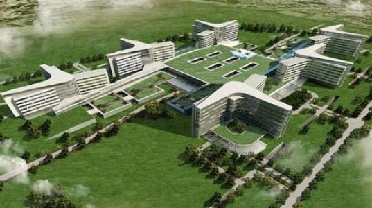 Sancaktepe Şehir Hastanesi İhalesi İptal Edildi