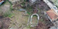 Bahçede Bulunan Roma Eserleri 12 Yıldır...