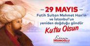 İstanbul 567.Fetih Yıldönümüne Coşkulu...