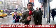 Kılıçdaroğlu'dan 2019 için ciddi...