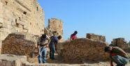 UNESCO Adayı Harran Sarayı'nın Tarihi...