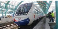 Yüksek Hızlı Tren İlk Kez Sivas Tren...