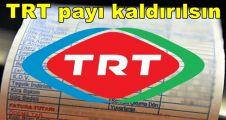 Elektirik Faturasında TRT Payı Neden Ödüyoruz?