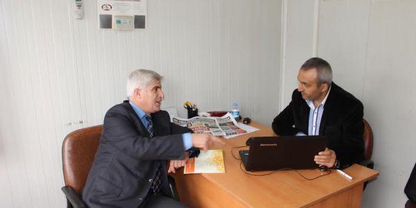 Zeytinburnu Küçük Sanayi Sitesinden Büyük Proje