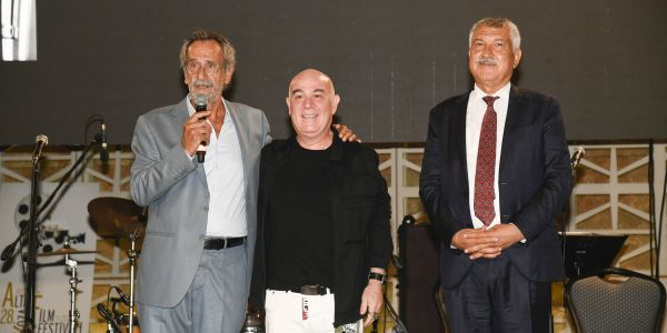 Altın Koza Film Festivali Emek Ödülleri Verildi