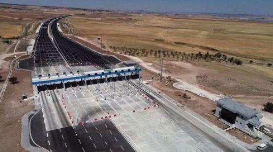 Ankara-Niğde Otoyolu'nun Geçiş Ücreti Belli Oldu
