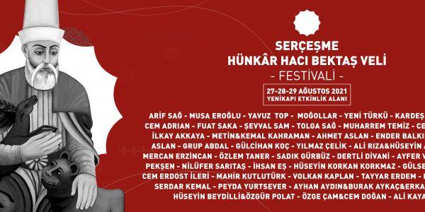 Hacı Bektaş Veli  Festivali'ne Kalp Kalbe Gönül Gönüle