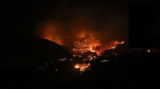Hatay'da Yangın Bölgesinde Maden Projesi Yapılacak