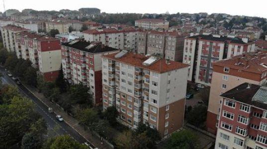 'Hemen Boşaltın' Denilen Evlerde 2 Bin Kişi Yaşıyor