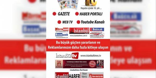 İstanbul Times Gazetesinden Dev Kış Kampanyası Başladı