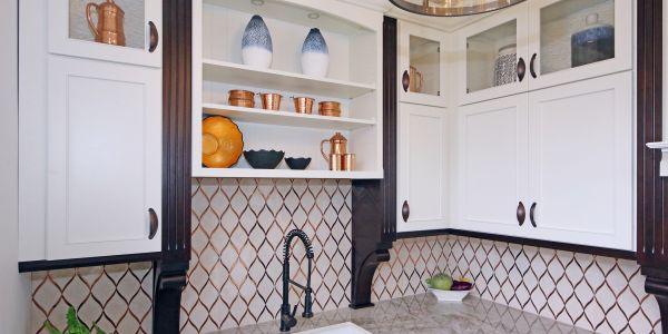Küçük Mutfakların Geniş Ve Ferah Görünmesi İçin 5 Altın Öneri
