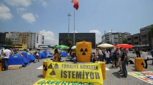 """""""Trakya'ya Nükleer Santral Kurmak, İstanbul'a Bomba Koymaktır"""""""