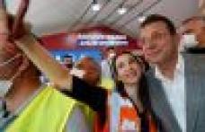 İMAMOĞLU: Dünyanın En Önemli Metro Atılımlarından Birini Yapyoruz