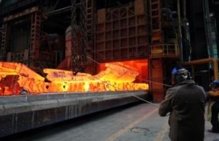 Akkuyu Ngs'deki Reaktör Tabanının Ham Parçası...