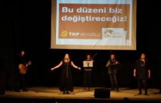 TKP'den Semt Evi'nin ardından Beyoğlu'na...