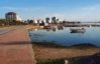 27 Milyona Yapılan Yat Limanına Yat Giremiyor