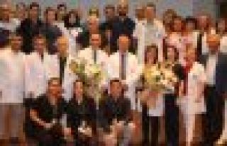 Avrasya'da Başhekim Görev Devir Teslim Töreni Muhteşem...