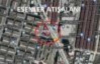 Esenler'deki Karakol Parseline AVM Planı