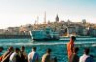 İstanbul'a Gelen Turist Sayısı Yüzde 47,7 Azaldı...