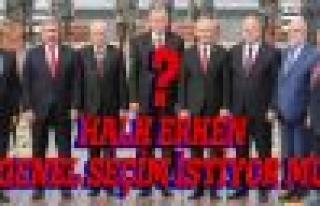 İstanbul'da Seçmen'e sorduk % 60' Erken Genel Seçim...