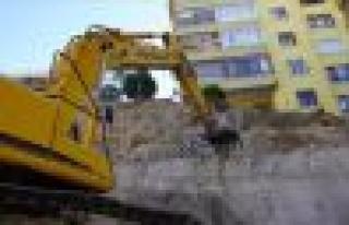 Keçiören Belediyesi İstinat Duvarı Problemi için...