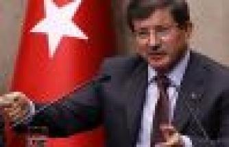 Müteahhitten Davutoğlu'na 'kur' şikâyeti