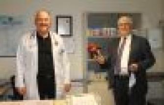 Prof.Dr.Mustafa Vecdi Ertekin:Kanser Türlerinin Yarısı Önlenebilir Dedi
