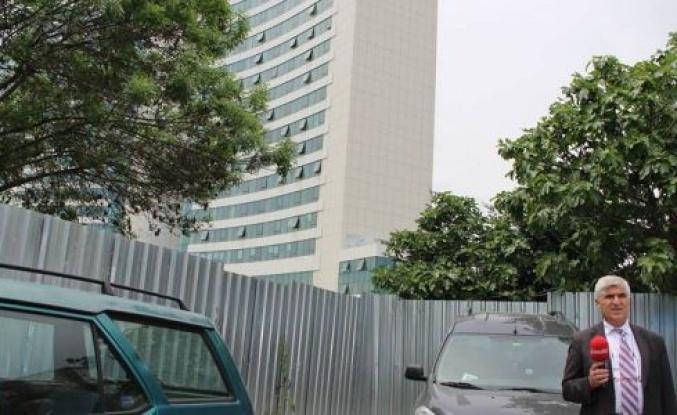 Ataköy'ün ucube  Haytt Oteli haberimiz yankı uyandırdı
