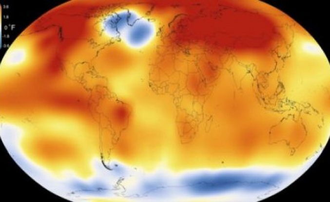 En Sıcak Yıl Rekoru Beş Yıl İçinde Tekrar Kırılacak
