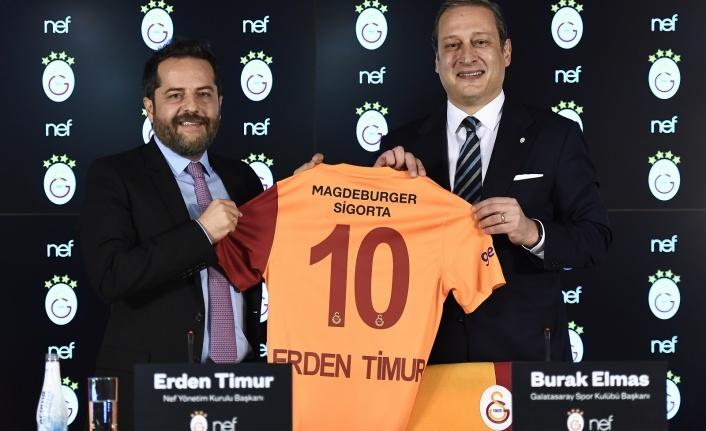 Galatasaray 10 Numara Transferini Açıkladı